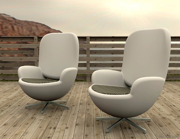 Modern outdoor patio furniture - Hc360