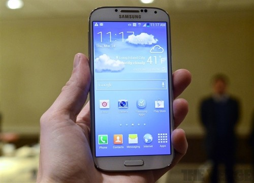 how to get app info on samsung galaxy s4