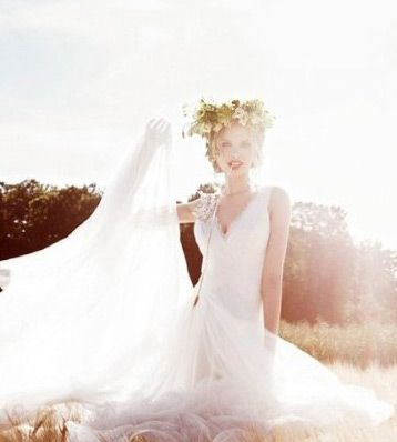 The Wedding Dresses of Jenny Packham