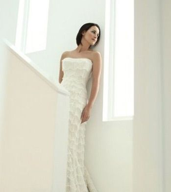 The pure white Wedding Dresses of Suzanne Neville