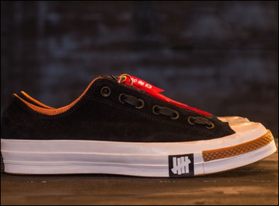 Undefeated x CLOT x Converse First String 2013 Chuck Taylor All Star